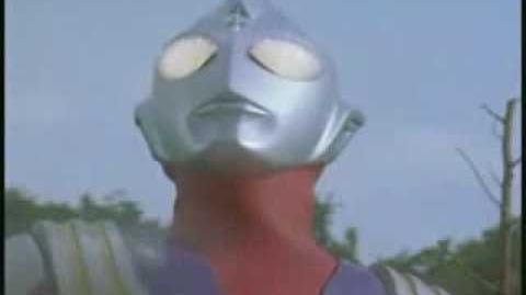 Ultraman Tiga vs Muzan-Seijin