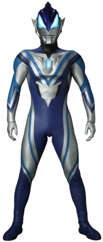 Ultraman Geed Acro Smasher data