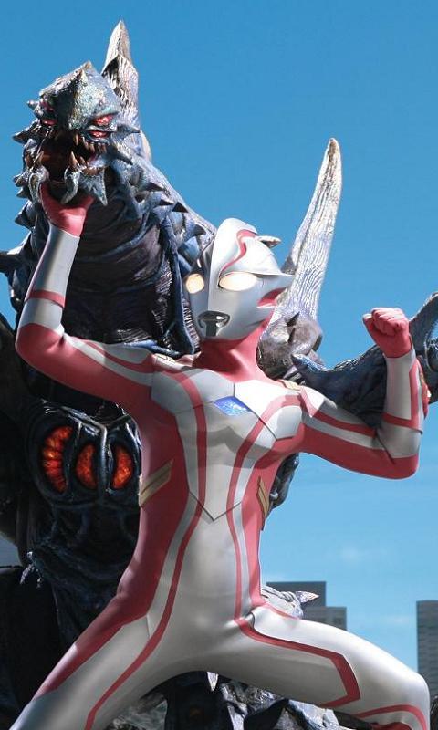 Ultraman Mebius Episode 1