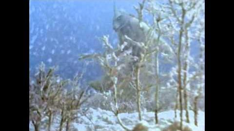 Frozen Face off! Ultraman Jack vs Alien Black and Snowgon