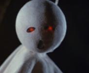 Gllowing doll eyes