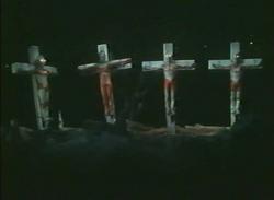 Golgatha crucify