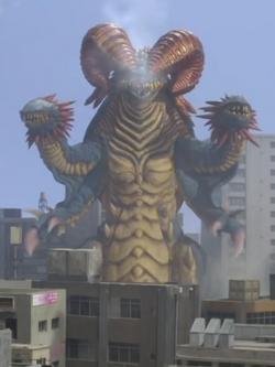 Gargorgon giant