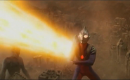Tiga fires Zepellion Ray