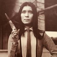 Akiko Fuji B&W III