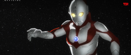 Ultraman in begin