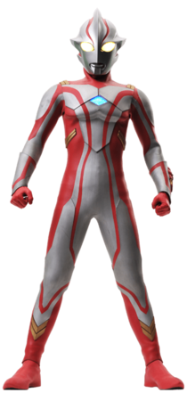 Ultraman Mebius data
