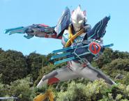 Ultraman X Cyber Gomora Armor