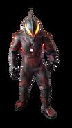 Ultraman belial render I