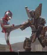 Jasyuline v Ultraman Mebius I