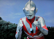 Ultraman A fight