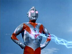 Baja Ultraman