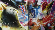 Ultraman RB Double Punch
