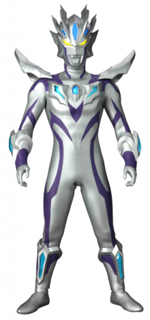 Ultraman Zero Beyond