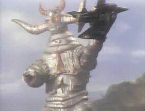 Giant Robo Zero