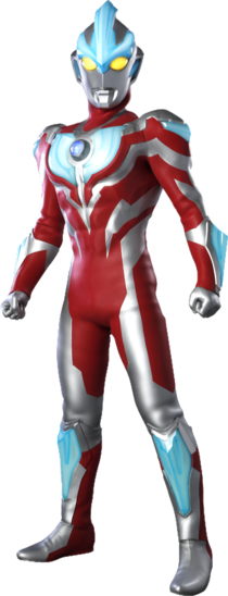 Ultraman Ginga full