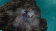 Alien Hipporit jather defeat