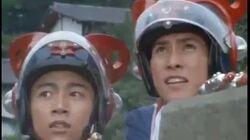 Ultraman Taro vs