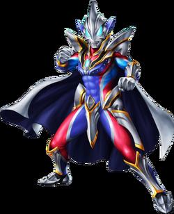 Photon Knight Pose