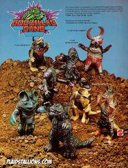 Godzilla's Gang!!!!!!!!!