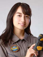 Scientist Yuka