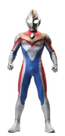 Ultraman Dyna data