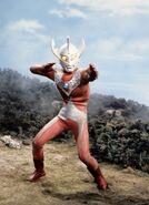 Ultraman Taro showcase