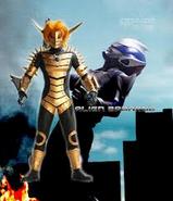 Alien Babalou v Hunter Knight pic