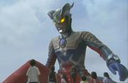 Zero dari Ultraman Saga