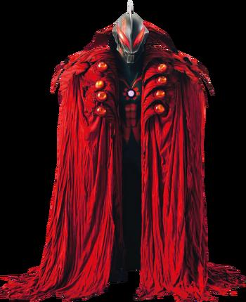 Ultraman belial kaiser belial render by zer0stylinx-dbwr00c