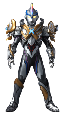 Ultraman X Beta Spark Armor