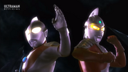 Ultraman and Ultraseven Mega Battle