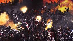 Dark Spark War