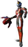 Ultraman geed ultimate final render by zer0stylinx-dbz7xyg
