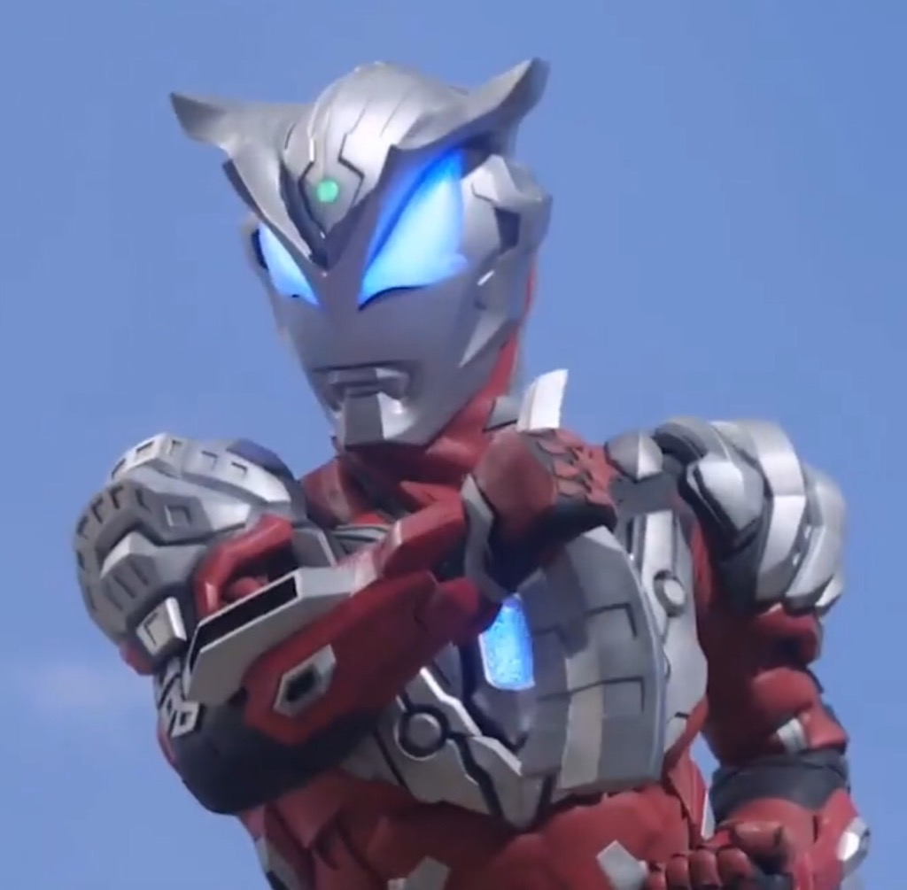 Crest Weapons Ultraman Wiki
