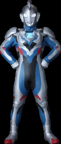 UltramanZ render