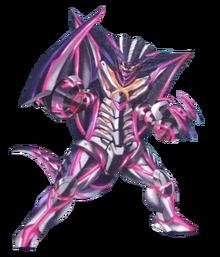 Ultraman X Cyber Gazort Render