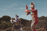 Mebius & Hunter Knight