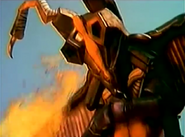 Powered Zetton Fire Ball