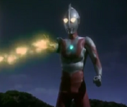 Ultraman Tiga Ultraman Energy Exposure