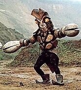 Baltan fight