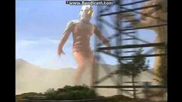 Sunny Monster! UltraSeven vs Banderas