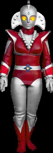 Ultrawoman Beth