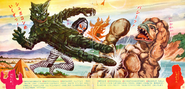 Jack and Kaiju picture book V