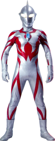 Ultraman Geed Bentuk Asal
