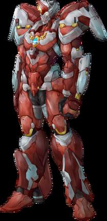 UltramanSuitDyna
