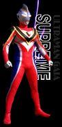 Ultraman Gaia supreme form