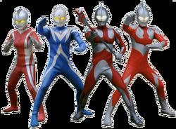 Ultraman Tanah Cahaya
