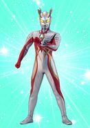 Ultraman Zero StrongCorona hi-res