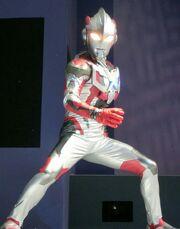 Baju Karet Ultraman X